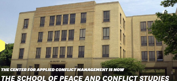 photo of KSU Center for Applied Conflict Management