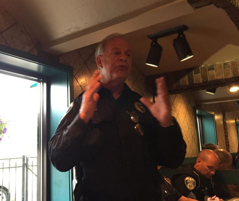 Former Akron Police Chief James Nice