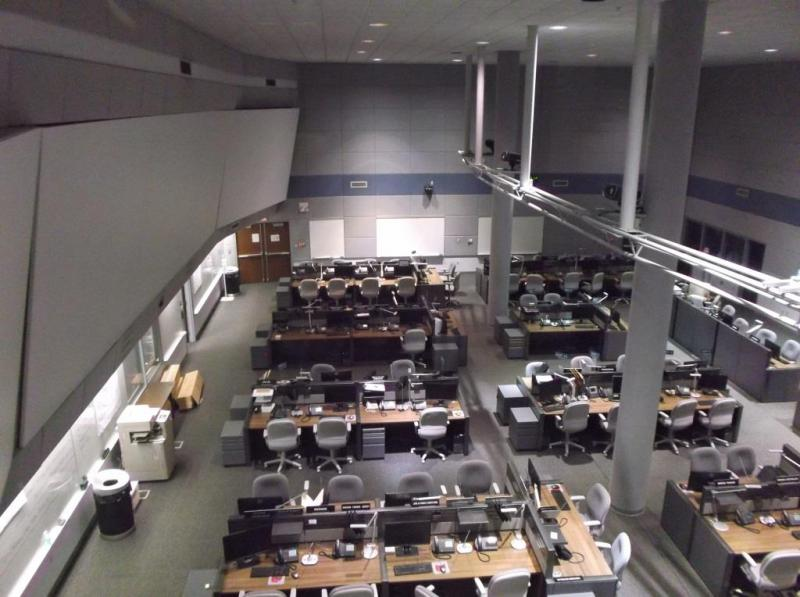 photo of emergency operations center