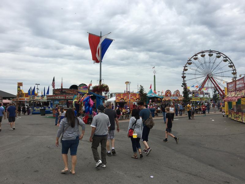 photo of Ohio State Fair