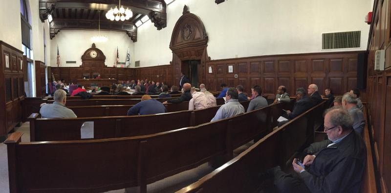 Akron City Council Meeting