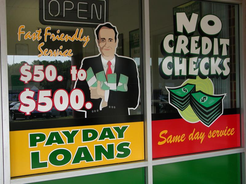 Consequences of not paying a payday loan in texas picture 1
