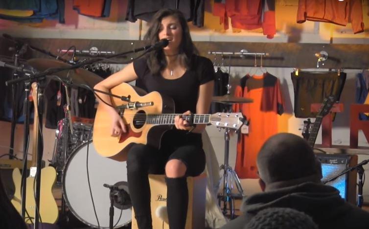 Cleveland singer-songwriter Marina Strah