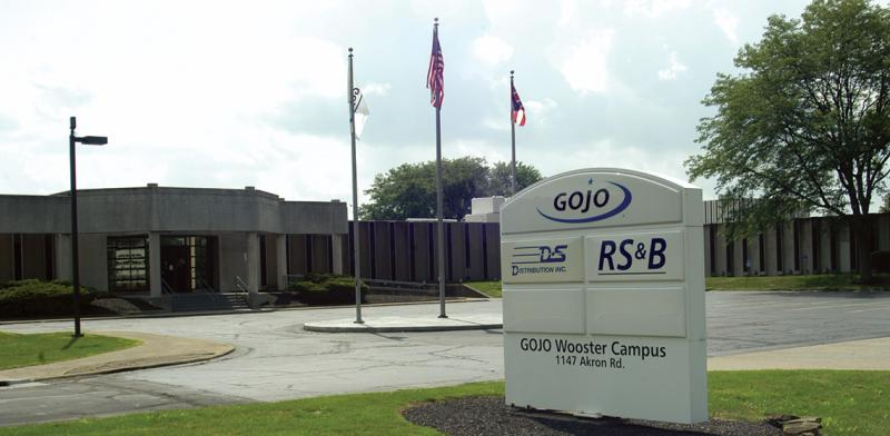 photo of Gojo plant in Wooster