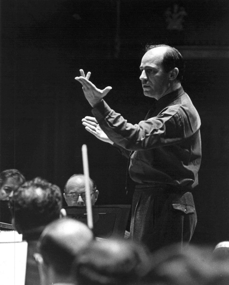 Though never named as music director, Pierre Boulez led the Orchestra from 1970-72.