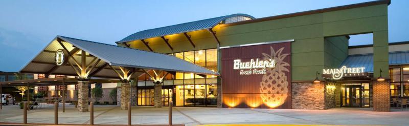 Buehler's supermarket in Canton
