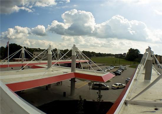 Metro RTA terminal, Akron