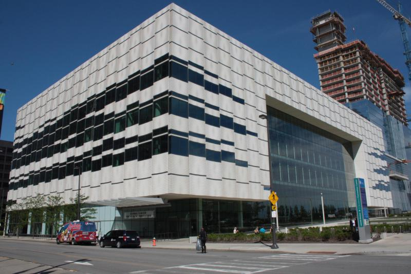 Photo of the Global Center