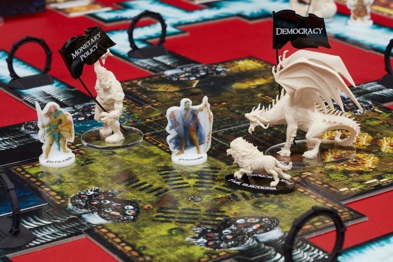 Photo of board game