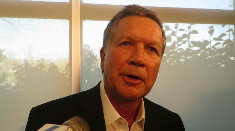 photo of John Kasich