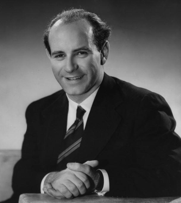 Music director Erich Leinsdorf (1943-46) was actually drafted into the Army during World War II