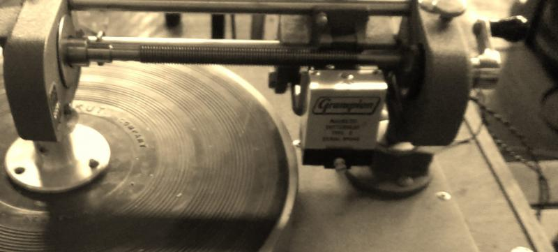 photo of Grampian cutter head