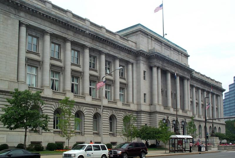 photo of Cleveland City Hall