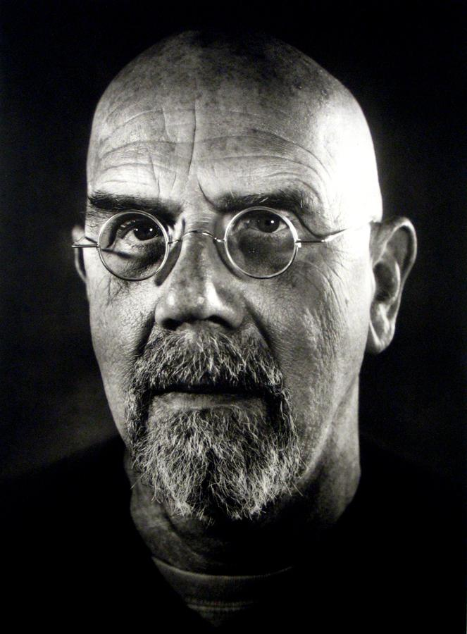 Self-Portrait/Photogravure , 2005
