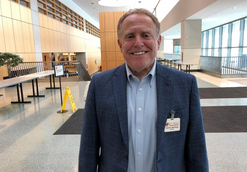 David Jennings is retiring after 37 years with the Akron-Summit County Public Library, 14 years as its director. He leaves the system with a broad reach in the county, and on solid financial ground.