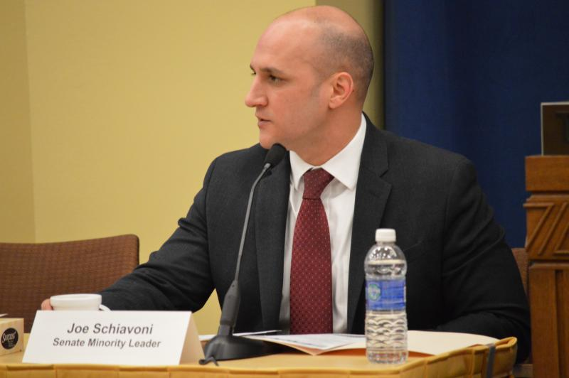 A photo of Sen. Joe Schiavoni (D-Youngstown).