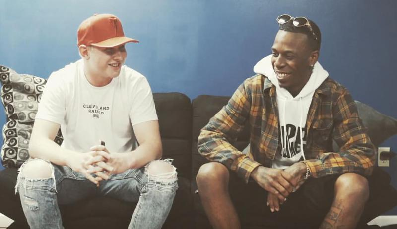 photo of John Stursa and Ripp Flamez