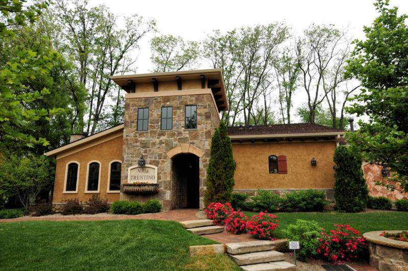 Photo of the Villa at Gervasi Vineyard