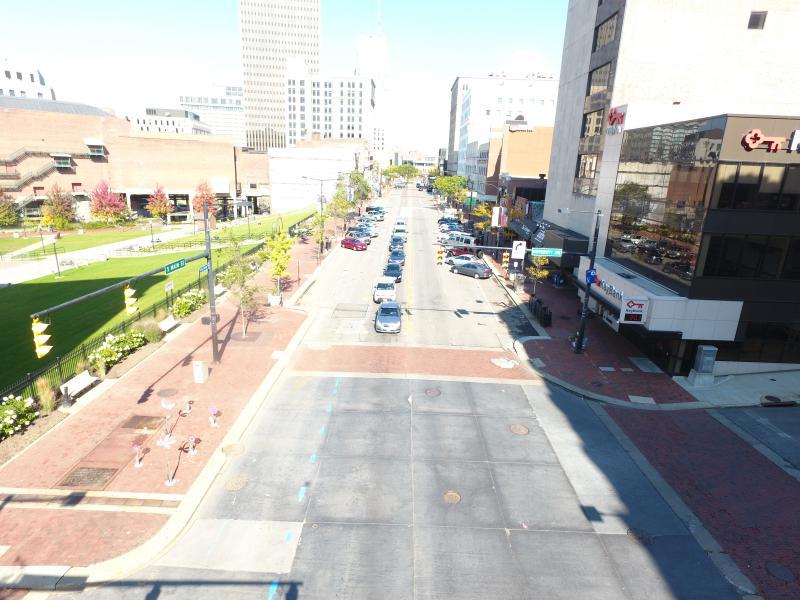 photo of Main Street Akron
