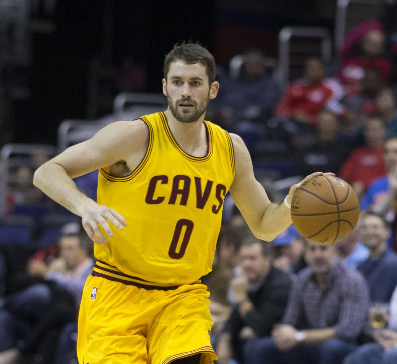 Cavs star Kevin Love revealed he left a game while suffering a crippling panic attack in November