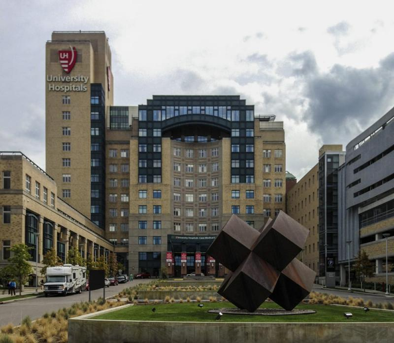 photo of University Hospitals Lerner Tower