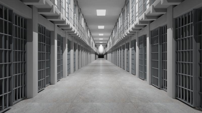 Photo of Prison Bars