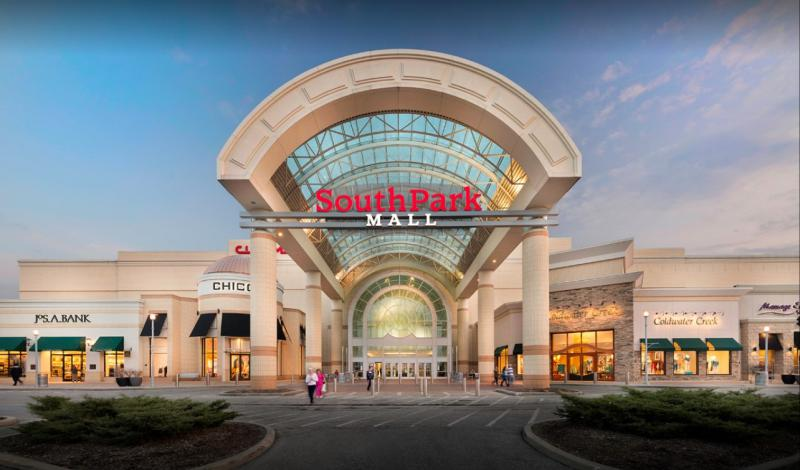 southpark mall in canton