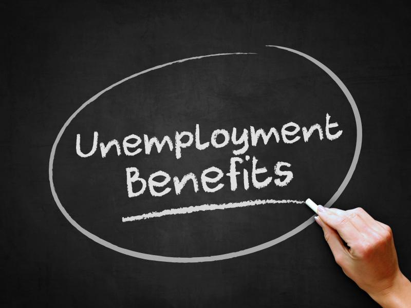Unemployment Compensation fund graphic