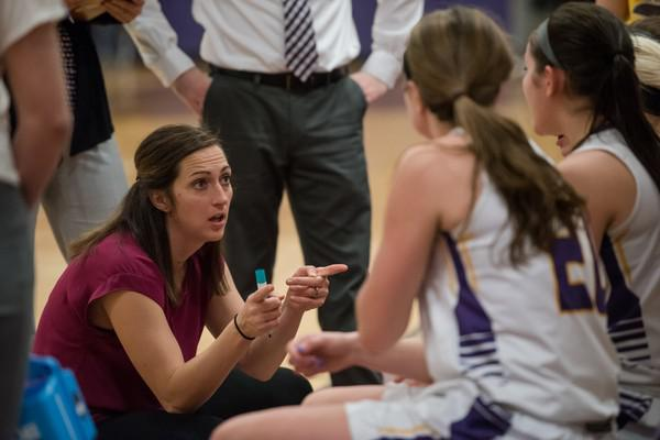 After a 104-3 record, Coach Robyn Fralick has been hired at Bowling Green State University