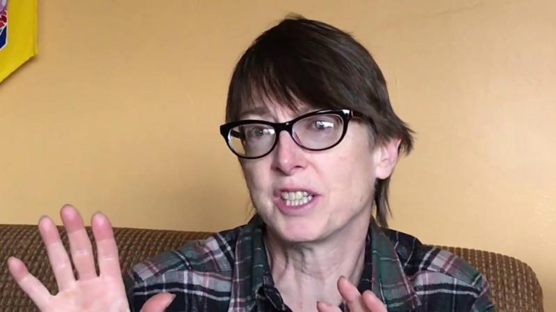 Actiivist Lynn Anderson