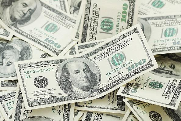 An image of money.