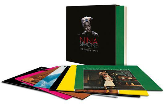 photo of Nina Simone box set