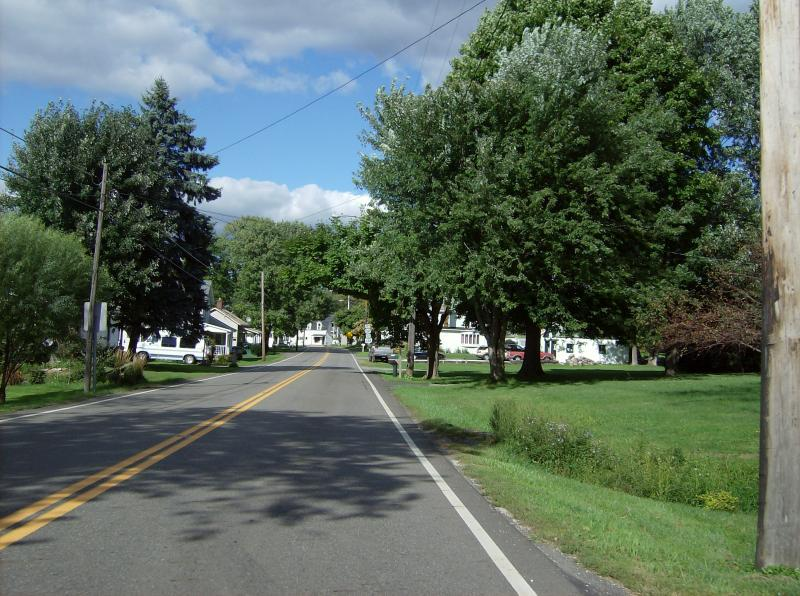 Near the intersection U.S. 30 with Ohio 9 in Columbiana County