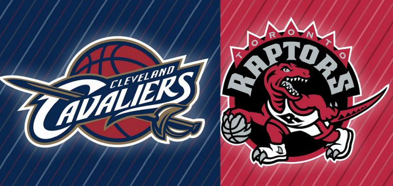 cavs and raptors