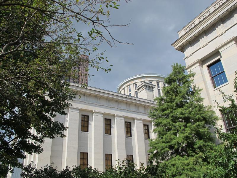 Photo of Ohio Statehouse