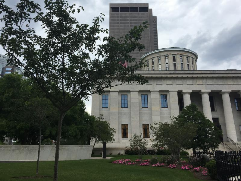 photo of Ohio Statehouse