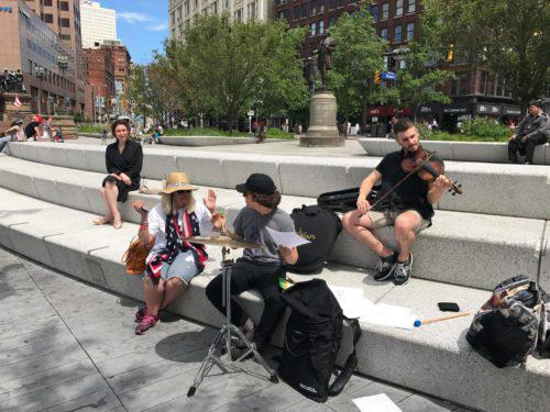 From Cleveland's Public Square to Severance Hall, Make Music Day celebrates music-making
