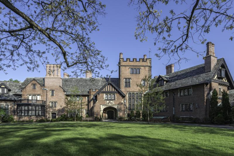 Stan Hywet Hall & Gardens is one of five museums adopting the program