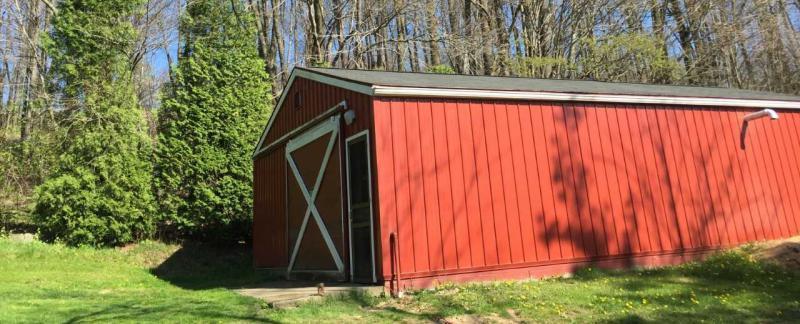 Barn in northeast Ohio