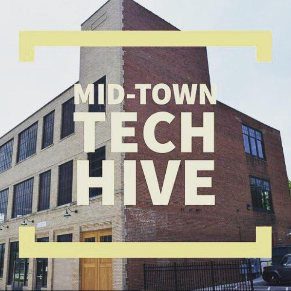 the midtown tech hive building