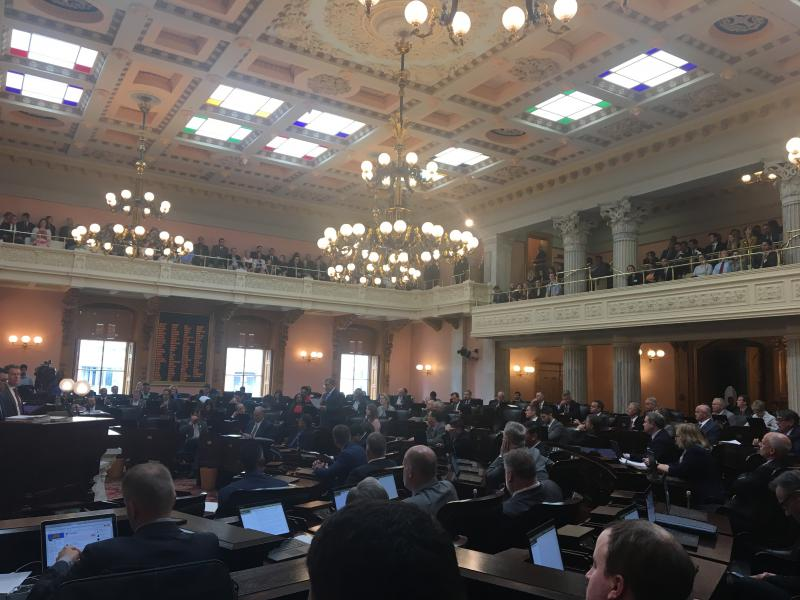 photo of Ohio Legislature
