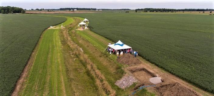 Hardin County Ohio farm