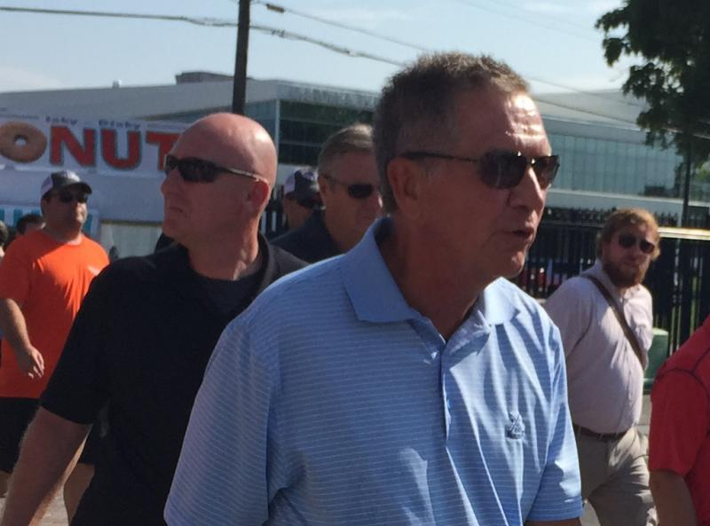 photo of Gov. John Kasich