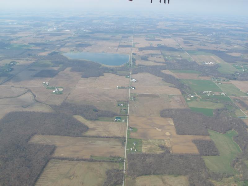 photo of Ohio farmland