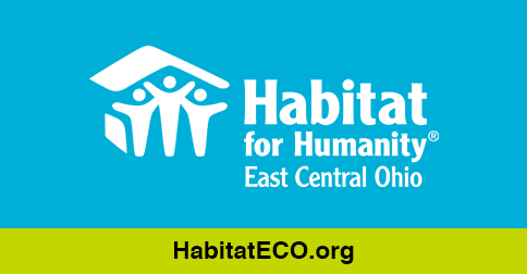 Photo of logo for Habitat for Humanity East Central Ohio chapter