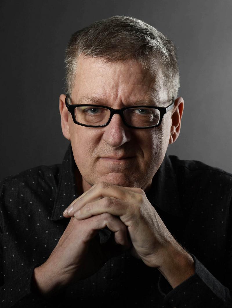 "John ""Derf"" Backderf is a Midcareer Winner in visual arts for the 2018 Cleveland Art Prize."