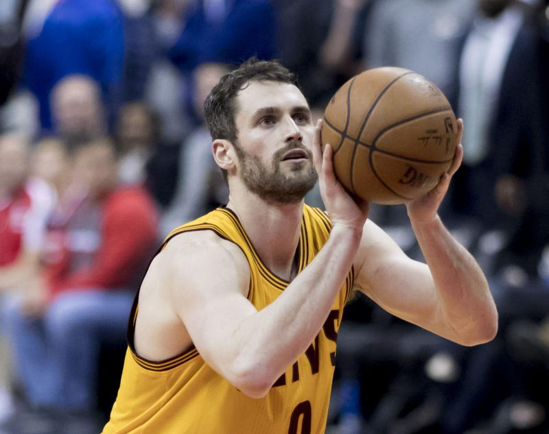 Kevin Love signed a long-term deal with the Cavs, making him the new face of the franchise