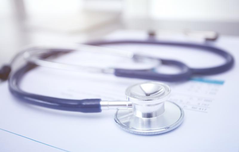 photo of stethoscope