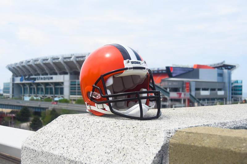 Cleveland Browns are 1-2-1