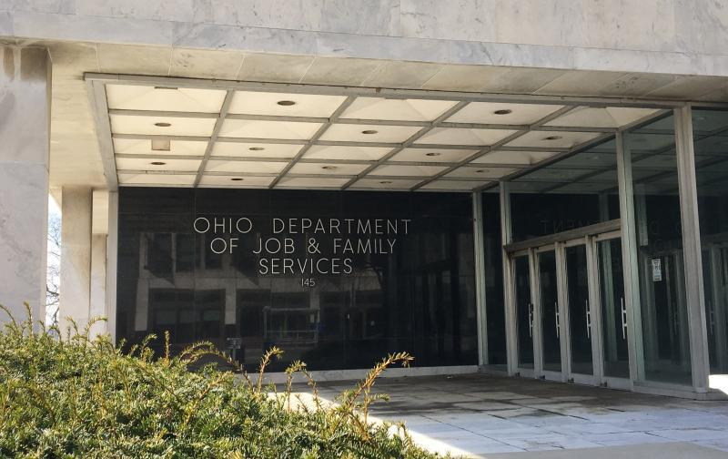 Ohio Department of Jobs and Family Services administers the Supplemental Nutrition Assistance Program (SNAP)